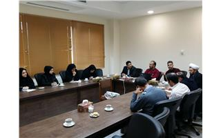 The first meeting of the Student Council of the University